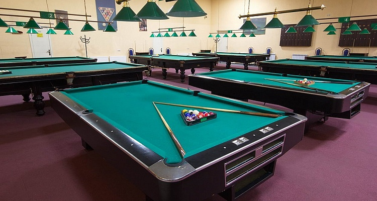 20% Discount on Billiard for our Residents!