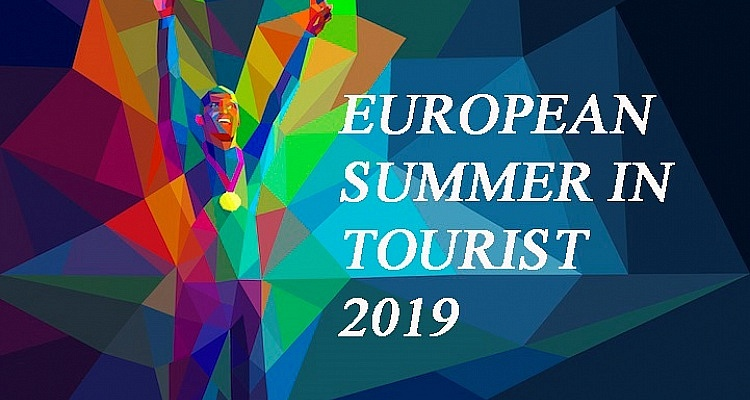 European Summer in Tourist 2019